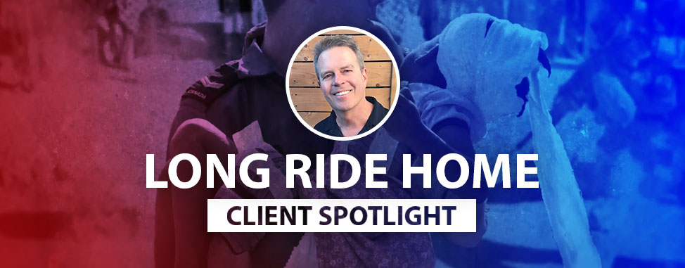 Client Spotlight: Craig Stephens – Helping Canadian Soldiers and First Responders Heal