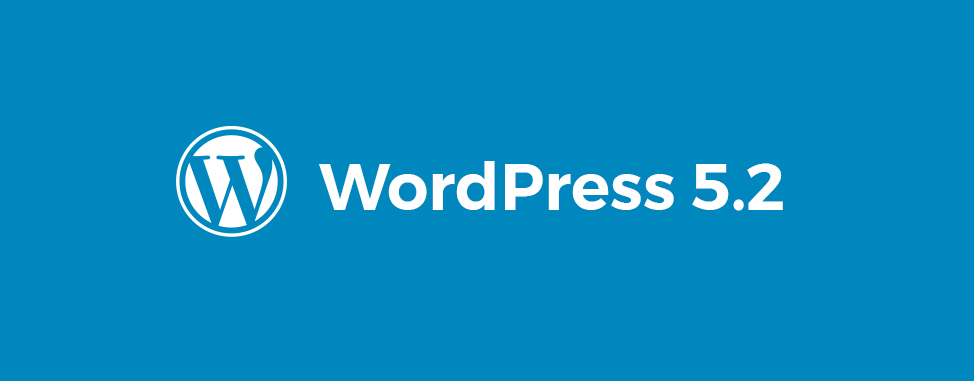 "WordPress 5.2 ""Jaco"" is here!"