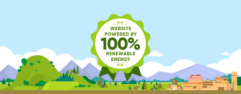 Show the World your Website is Eco-Friendly with a Green Badge
