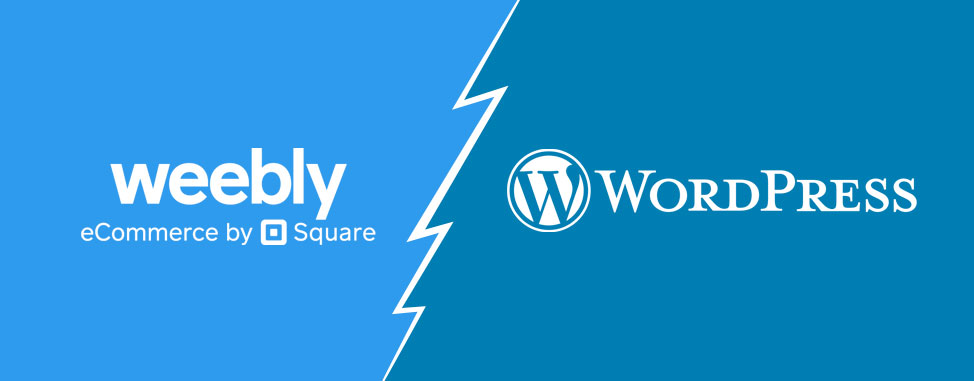 Weebly vs. WordPress - Choose the Best One For Your Business