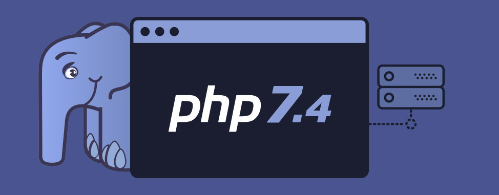 Web Hosting just got better with PHP 7.4