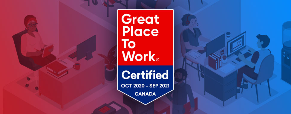 WHC is now certified as a Great Place To Work!