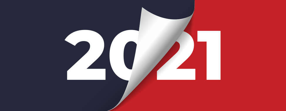 A look back at 2020 + Sneak Peek at 2021