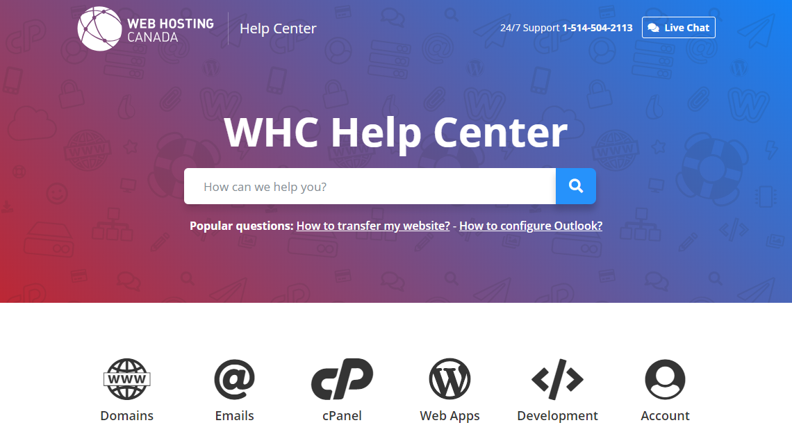 New Look Help Center