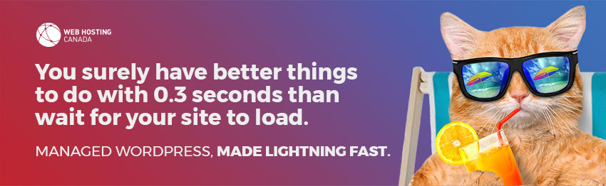 Managed  WordPress, made lightning fast