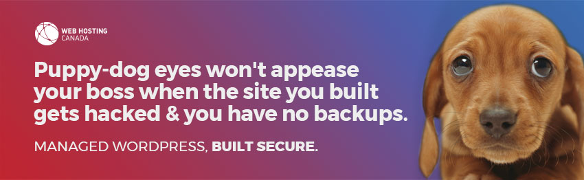 Managed WordPress, built secure